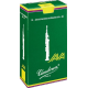 Vandoren Java Green Soprano Saxophone Reed, Strength 2, Box of 10