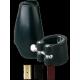 Vandoren Leather Ligature and Mouthpiece Cap for Eb Clarinet