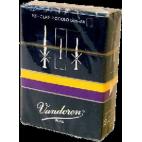 Vandoren Ab Piccolo Clarinet Reed, Strength 3, Box of 10