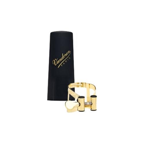 Vandoren M/O Gold Plated Ligature for Alto Saxophone