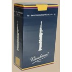 Vandoren Traditional Soprano Saxophone Reed, Strength 2, Box of 10