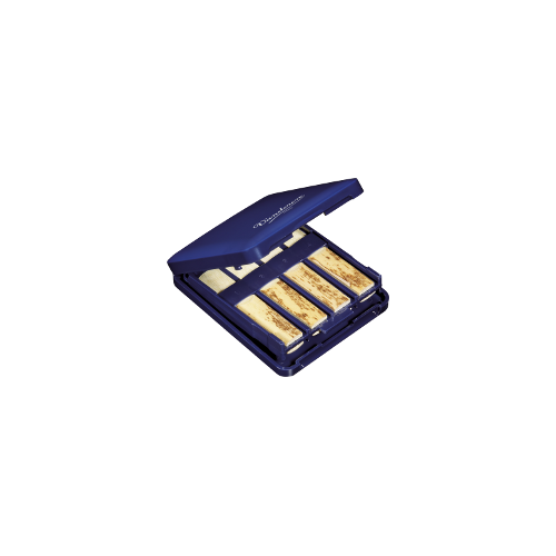Vandoren Reed Case for Bb and Eb Clarinet and Soprano Saxophone Reeds