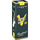 Vandoren V16 Tenor Saxophone Reed, Strength 1.5, Box of 5