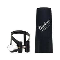 Vandoren M/O Ligature for Bb Clarinet in Black