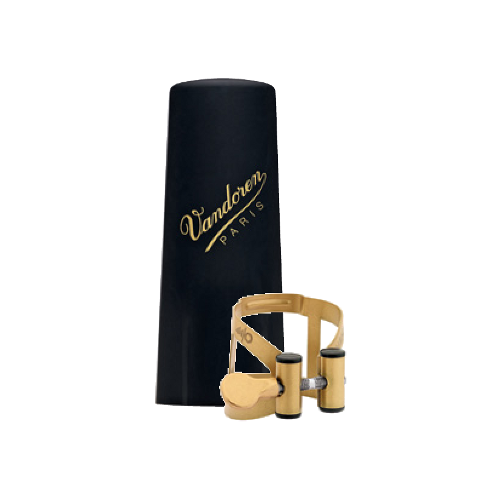Vandoren M/O Old Gold Ligature for Alto Saxophone