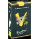 Vandoren V16 Alto Saxophone Reed, Strength 3.5, Box of 10