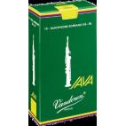 Vandoren Java Soprano Saxophone Reed, Strength 2.5, Box of 10
