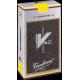 Vandoren V12 Eb Clarinet Reed, Strength 3.5, Box of 10