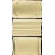 Vandoren Optimum Ligature Pressure Plates for Clarinet and Alto Saxophone, Box of 3