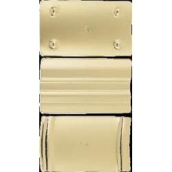 Vandoren Optimum Ligature Pressure Plates for Baritone Saxophone, Box of 3