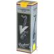 Vandoren V12 Bass Clarinet Reed, Strength 4.5, Box of 5