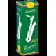 Vandoren Java Baritone Saxophone Reed, Strength 2, Box of 5