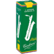 Vandoren Java Baritone Saxophone Reed, Strength 3, Box of 5