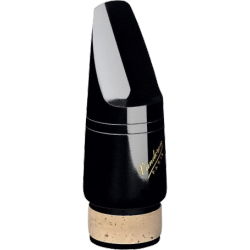 Vandoren B50 Mouthpiece for Bass Clarinet, Traditional Beak Angle