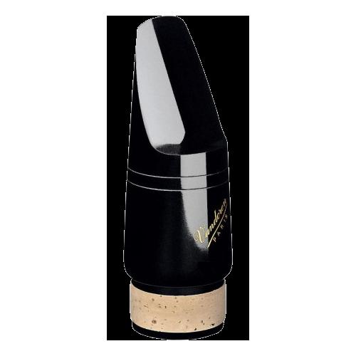 Vandoren B50 Mouthpiece for Bass Clarinet, Traditional Beak Angle
