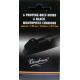 Vandoren Black Mouthpiece cushions (0.8mm) x6