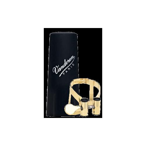 Vandoren M/O Gold-Plated Ligature for Tenor Saxophone