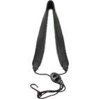 Rico Strap in Leather for Tenor or Baritone Saxophone, Metal Hook