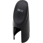 Rico Mouthpiece Cap for Baritone Saxophone for Inverted Ligature in Black