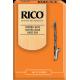 D'Addario Orange Contrabass Clarinet Reed Strength 3, Box of 10