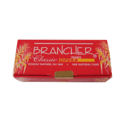 Brancher Classic Opera Alto Saxophone Reed, Strength 3 x6