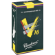 Vandoren V16 Alto Saxophone Reed, Strength 2.5, Box of 10