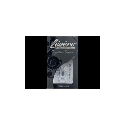 Légère Signature Bb Clarinet Reed Strength 2