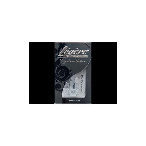 Légère Signature Bb Clarinet Reed Strength 3+