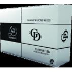 Gonzalez GD Bb Clarinet Reed Strength 2, Box of 10
