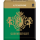 Rico Grand Concert Select Alto Saxophone Reed, Strength 2.5, Box of 10