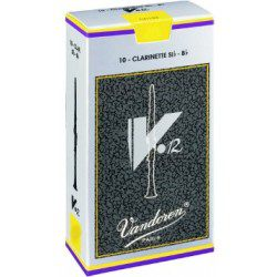 Vandoren v12 Bb Clarinet Reed, Strength 3, Box of 10