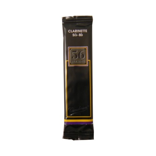 Vandoren 56 Rue Lepic Bb Clarinet Reed, Strength 3.5