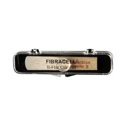 Fibracell Bb Clarinet Reed, Strength 4