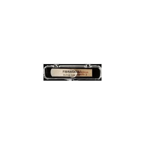 Fibracell Bb Clarinet Reed, Strength 5