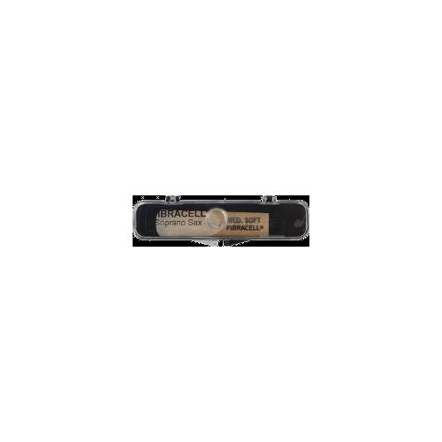 Fibracell Soprano Saxophone Reed, Strength 2.5