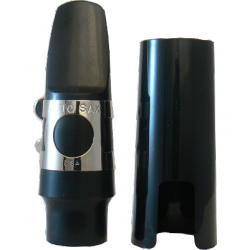 APM Alto Saxophone Mouthpiece and Mouthpiece Cap
