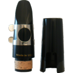 APM Bb Clarinet Mouthpiece and Mouthpiece Cap