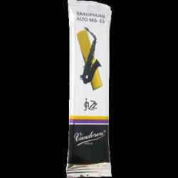 Vandoren ZZ Alto Saxophone Reed, Strength 3