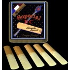 Alexander Superial DC Alto Saxophone Reed Strength 4.5, Box of 5