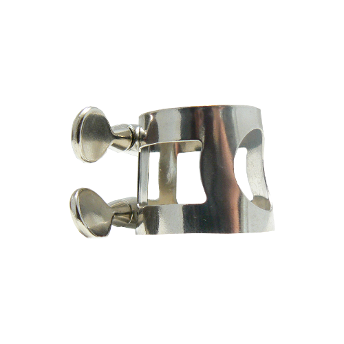 APM Nickel-Plated Ligature for Alto Saxophone