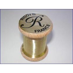 Rigotti Brass Reed Wire, 0.3mm Diameter