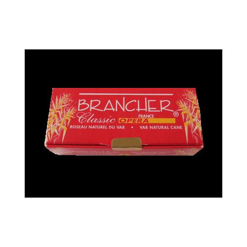Brancher Classic Opera Tenor Saxophone Reed, Strength 3 x4