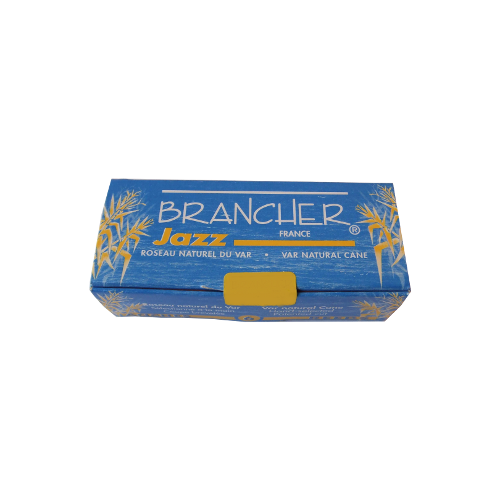 Brancher Jazz Tenor Saxophone Reed, Strength 3 x4