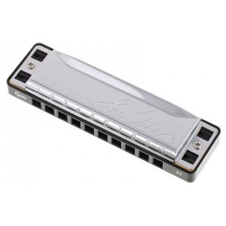 Lee Oskar Harmonic Minor Harmonica, In G