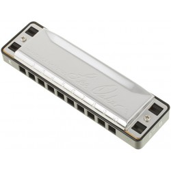Lee Oskar Major Diatonic Harmonica, In E