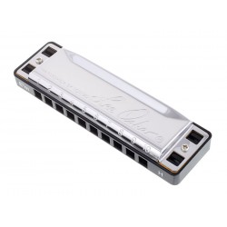 Lee Oskar Harmonic Minor Harmonica, In Low E