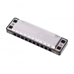 Lee Oskar Harmonic Minor Harmonica, In Low D