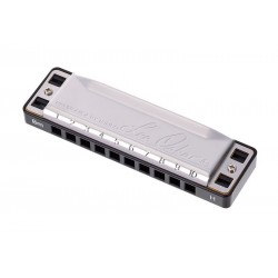 Lee Oskar Harmonic Minor Harmonica, In B
