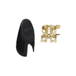 Rico Gold Plated Ligature