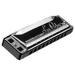 Lee Oskar Natural Minor Harmonica, In C